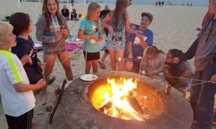 Beach Bonfire Night #2
