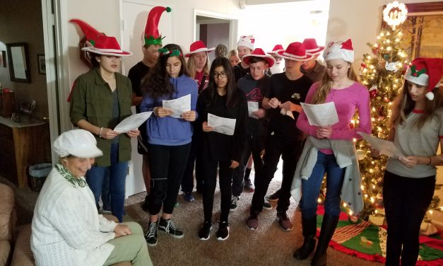 ELEVATE Family Christmas Caroling
