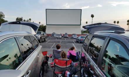 IMPACT Drive-In Movie Night