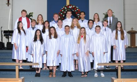 Congratulations to our Confirmands!