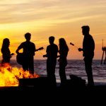 Beach Bonfire Night – July 31