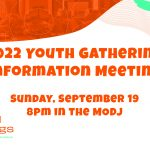 2022 Youth Gathering Information Meeting