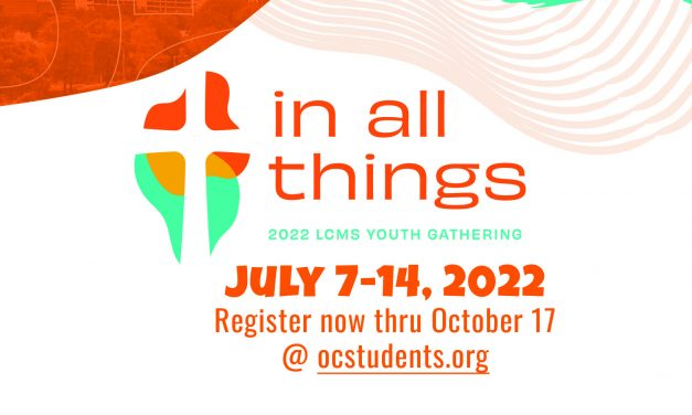 Registration Open for the 2022 LCMS Youth Gathering